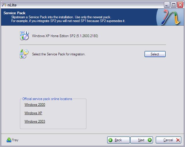 Marketssoft for Window xp service pack 3