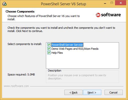 PowerShell SSH Server for Windows